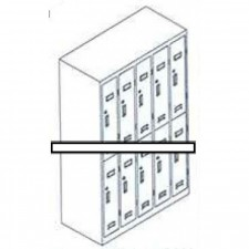 全新十門儲物鋼櫃 #C-DB027