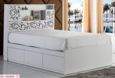 廠家直銷 全新 4尺/4尺半 雙人床 BD-48338W-72  (包送貨及安裝)