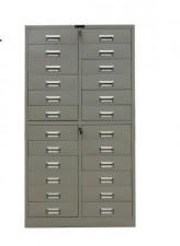 全新儲物櫃 (85*39*160CM) 灰色w1915