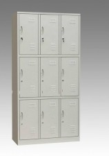 全新文件鐵櫃 (90*36*180CM) 灰色w1908