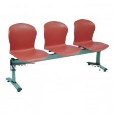 大堂膠排椅 #C-CI028