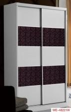 廠家直銷 全新 4尺/4尺半/5尺 衣櫃 (WE-48221W / WE-54221W / WE-60221W ) (包送貨及安裝)
