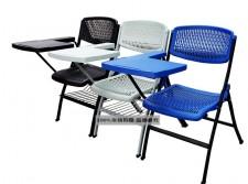 全新寫字板椅  (48*55*82cm) 5種顏色w2627