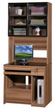 廠家直銷  新款電腦枱及書柜柜系列 31.5*21*78
