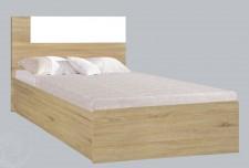 廠家直銷 全新 3尺至4尺半 白橡木色床架連三抽屜 #ES-01-A910 (包送貨及安裝)