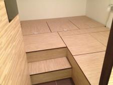 廠家直銷 全新 訂做地台床 (包送貨及安裝)